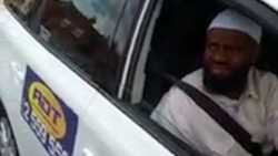 Muslim taxi driver refused to drive couple with guide dog | Daily Mail Online