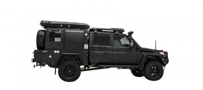 Patriot Campers Supertourer LC79 Landcruiser 79 Series