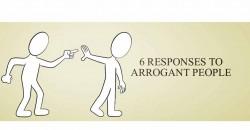 6 Responses to Arrogant People – I Heart Intelligence