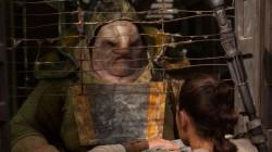 Star Wars Sadists Can Finally Enjoy Watching Chewie Rip Unkar Plutt's Arm Off