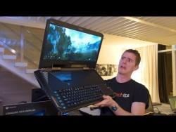The BIGGEST, HEAVIEST, Laptop EVER – $9,000 Acer Predator 21X – YouTube