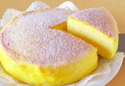 "The 3-Ingredient Japanese Cheesecake That ""Broke The Internet"""