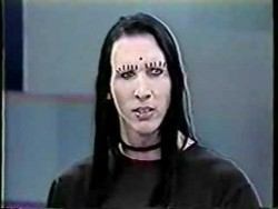 The Phil Donahue Show- Marilyn Manson- Part 1 – YouTube