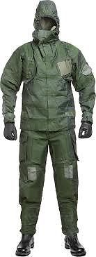 Bristish Army NBC Suit MK3 – Full Suit – Sealed