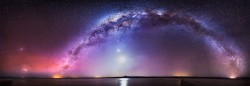 Id never believe the milky way could look like this for real till I'd seen it myself from  ...