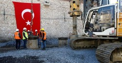 Construction begins for mosque to be built in Istanbul's Taksim Square – LOCAL