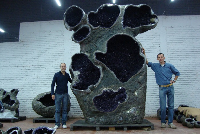 now THAT'S a geode!
