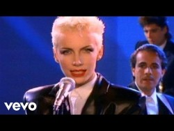 Eurythmics – Thorn In My Side – YouTube