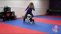 Funny Girl and Dog Dance video – YouTube