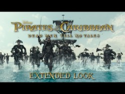 Pirates of the Caribbean: Dead Men Tell No Tales: Extended Look – YouTube