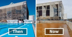 Rio 2016 Olympic Venues Just 6 Months After The Olympics | Bored Panda