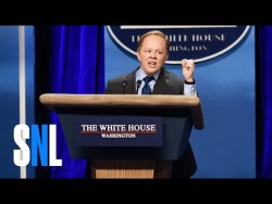 Sean Spicer Press Conference – SNL – YouTube