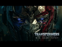 Transformers: The Last Knight  (2017) – Big Game Spot – Paramount Pictures – Y ...