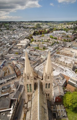 Truro and it's Cathedral