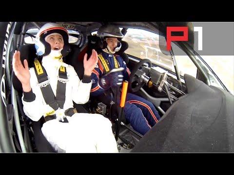 WRC Hyundai i20 flat out over MASSIVE jump – Rally Portugal 2014 – YouTube