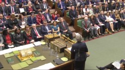 Brexit PMQs: Tory MPs laugh as they are asked about Vote Leave's promise to spend extra £3 ...