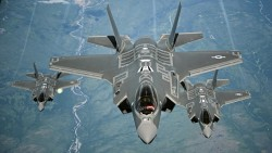 F-35 can only hit stationary or slow moving targets | Daily Mail Online
