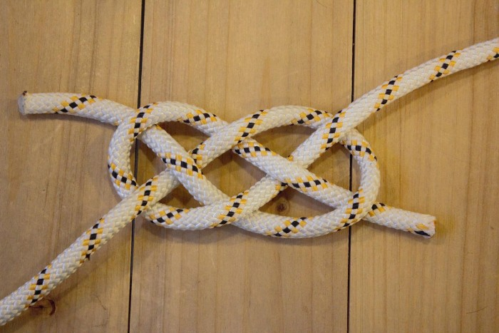 HOW TO TIE A (DOUBLE) CARRICK BEND – Magazine