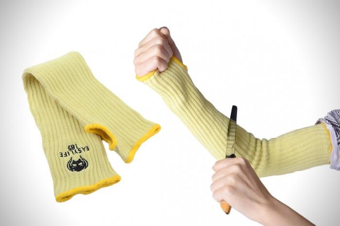 Kevlar Cut Resistant Sleeves   HiConsumption