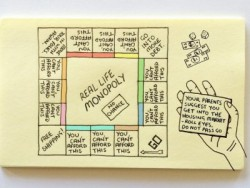 Money truths drawn on Post-its will make you laugh before you cringe – Business Insider