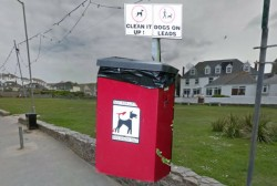 New CCTV in Perranporth aims to snare owners not picking up after their pooches | Cornwall Live