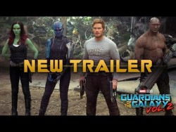 NEW Guardians of the Galaxy Vol. 2 Trailer – WORLD PREMIERE – YouTube