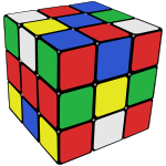 TIL that even under a worst-case scenario, no Rubik's Cube is farther than 20 moves from b ...