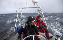 Skip Novak's Storm Sailing Techniques Part 7: drogues