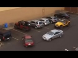 This Is What Happens When You Steal A Jeep's Parking Spot – YouTube