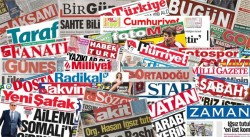 A Turkish newspaper is shut down, condolences accepted   Free Speech Debate