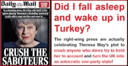 AAV: Did I fall asleep and wake up in Turkey?