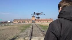BTS + Aerial video of Auschwitz-Birkenau on Vimeo