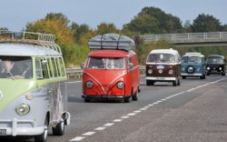 Camper van gives illusion of freedom