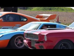 Car Chase Heroes day at Perranporth – YouTube