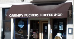 Coffee shop opens for non-morning people – Grumpy Fuckers