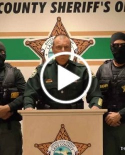 Cops Release Ominous Intimidation Video, Facebook Immediately Compares them to ISIS