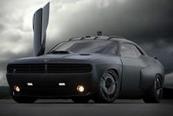 Dodge Challenger Vapor for U.S. Air Force | HiConsumption