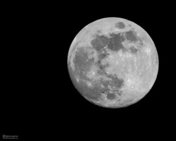 ISS transiting across the face of the moon, traveling at 17,500 miles per hour, the ISS transite ...