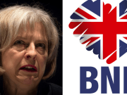 Former British Ambassador points out Theresa May's election platform is identical to the B ...
