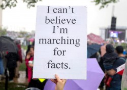 Here are some of the best signs from the march for science.