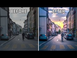 How To Turn Boring Photos AWESOME In Just 5 Minutes Using Lightroom – #001 STREET PHOTOGRA ...