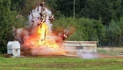 North Korea successfully tests ultra short-range missile