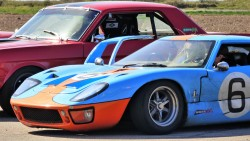 Max vs the awesome GT40