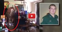 """""""I'm Gonna Make it Hurt!"""" Cop Suspended After His Own Son Filmed Him Brutally  ..."""