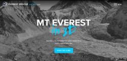 Climb Mt. Everest in 3D