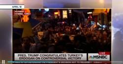 TURKEY'S SASSY NEW DICTATOR