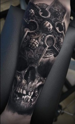 I want this one! Maybe it can cover my existing Celtic cross