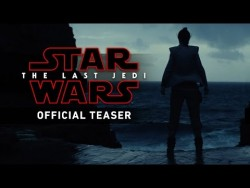 Star Wars: The Last Jedi Official Teaser – YouTube