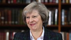 Theresa May hands UK another opportunity to highlight how stupid it is