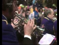 Brighouse & Rastrick Brass Band   The Floral Dance TOTP 1977 Stereo – YouTube
